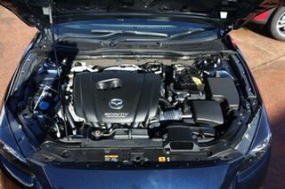 2018 Mazda 3 BN MY18 Neo Sport Blue 6 Speed Automatic Hatchback