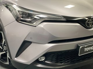 2017 Toyota C-HR NGX50R Koba S-CVT AWD Silver 7 Speed Constant Variable Wagon.