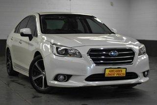 2016 Subaru Liberty B6 MY16 3.6R CVT AWD White 6 Speed Constant Variable Sedan.