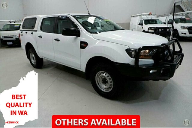 Used Ford Ranger PX MkII XL Kenwick, 2017 Ford Ranger PX MkII XL White 6 Speed Sports Automatic Utility