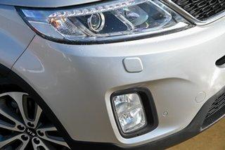 2014 Kia Sorento XM MY14 Platinum 4WD Silver 6 Speed Sports Automatic Wagon.
