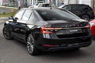 2021 Skoda Superb NP MY21 162TSI Sedan DSG Style Black 6 Speed Sports Automatic Dual Clutch Liftback