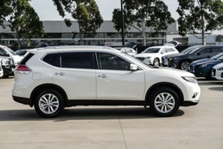 2014 Nissan X-Trail T32 ST-L X-tronic 2WD White 7 Speed Constant Variable Wagon