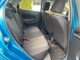 2012 Mazda 2 DE10Y2 MY13 Neo Blue 5 Speed Manual Hatchback