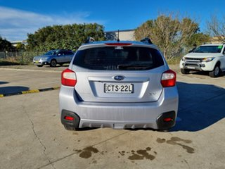 2014 Subaru XV G4X MY14 FX Lineartronic AWD Silver 6 Speed Constant Variable Wagon