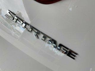 2019 Kia Sportage SI White Sports Automatic Wagon