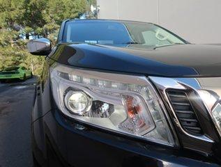2017 Nissan Navara D23 S2 ST Black 7 Speed Sports Automatic Utility.