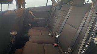 2011 Mazda 3 BL 10 Upgrade Neo Black 5 Speed Automatic Hatchback