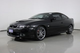 2005 Holden Special Vehicles Coupe Z Series GTO Black 4 Speed Automatic Coupe.