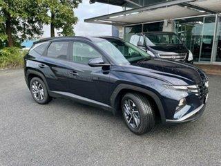 2021 Hyundai Tucson NX4.V1 MY22 Elite D-CT AWD Deep Sea 7 Speed Sports Automatic Dual Clutch Wagon.