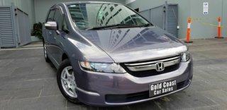 2008 Honda Odyssey 20 MY06 Upgrade Mauve 5 Speed Sequential Auto Wagon.