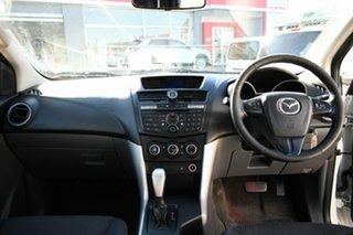 2012 Mazda BT-50 XTR Hi-Rider (4x2) White 6 Speed Automatic Dual Cab Utility