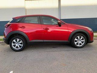 2015 Mazda CX-3 DK2W7A Neo SKYACTIV-Drive Red 6 Speed Sports Automatic Wagon.