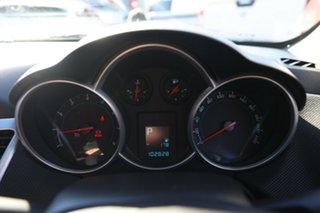 Holden Cruze JH Series II MY13 CD Sportwagon Silver 6 Speed Sports Automatic Sportswagon