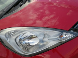 2013 Honda Jazz GE MY12 VTi-S Red 5 Speed Automatic Hatchback.