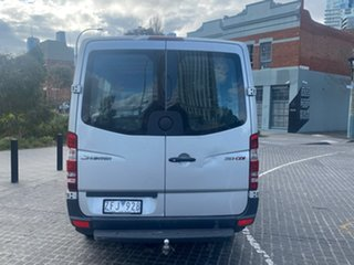 2012 Mercedes-Benz Sprinter NCV3 MY12 313CDI Low Roof MWB 7G-Tronic Silver 7 Speed Sports Automatic