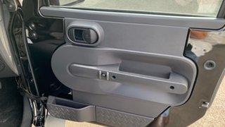 2010 Jeep Wrangler JK MY09 Sport (4x4) Black 6 Speed Manual Softtop