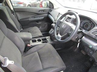 2015 Honda CR-V RM Series II MY16 VTi White 5 Speed Automatic Wagon