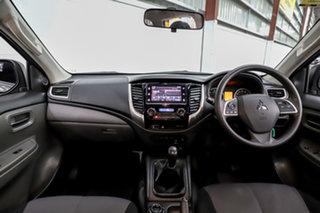 2018 Mitsubishi Triton MQ MY18 GLX+ Club Cab Grey 5 Speed Sports Automatic Utility