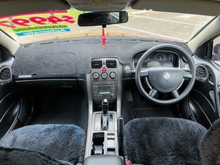 2006 Holden Commodore VZ Executive Maroon 4 Speed Automatic Sedan