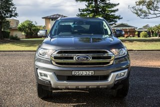 2017 Ford Everest UA 2018.00MY Trend Meteor Grey 6 Speed Sports Automatic SUV.