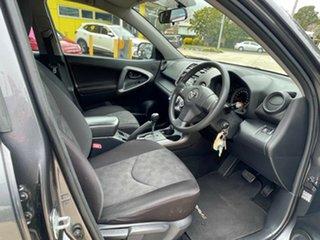 2011 Toyota RAV4 ACA38R CV (2WD) Grey 4 Speed Automatic Wagon.