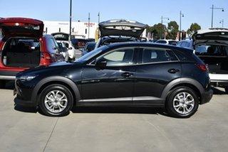 2020 Mazda CX-3 DK2W7A Maxx SKYACTIV-Drive FWD Sport Black 6 Speed Sports Automatic Wagon