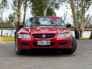 2006 Holden Commodore VZ Executive Maroon 4 Speed Automatic Sedan.