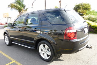 2009 Ford Territory SY MkII TS RWD Limited Edition 4 Speed Sports Automatic Wagon