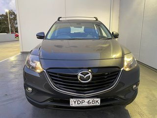 2015 Mazda CX-9 TB10A5 Luxury Activematic Grey 6 Speed Sports Automatic Wagon.