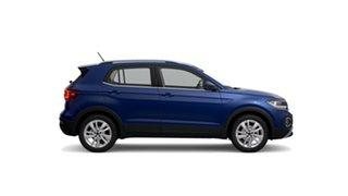 2021 Volkswagen T-Cross C1 85TSI Style Reef Blue Metallic 7 Speed Semi Auto SUV