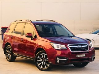 2016 Subaru Forester S4 MY16 2.5i-S CVT AWD Red 6 Speed Constant Variable Wagon.