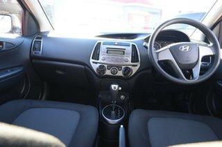 2015 Hyundai i20 PB MY14 Active Grey 4 Speed Automatic Hatchback