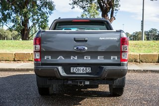2017 Ford Ranger PX MkII Wildtrak Double Cab Grey 6 Speed Manual Utility
