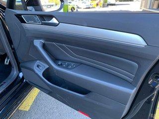 2021 Volkswagen Passat 3C (B8) MY21 162TSI DSG Elegance Black 6 Speed Sports Automatic Dual Clutch