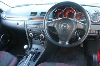2004 Mazda 3 BK SP23 Red 5 Speed Manual Hatchback