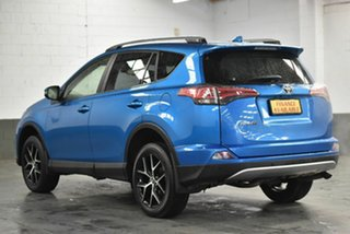 2018 Toyota RAV4 ZSA42R GXL 2WD Blue 7 Speed Constant Variable Wagon