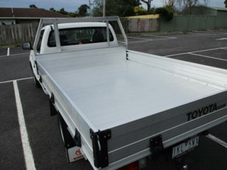 2014 Toyota Hilux TGN16R Workmate Automatic Cab Chassis