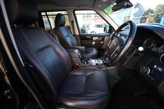 2015 Land Rover Discovery MY16 3.0 SDV6 HSE Black 8 Speed Automatic Wagon