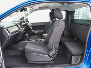 2019 Ford Ranger PX MkIII MY19.75 XLT 2.0 (4x4) Blue 10 Speed Automatic Super Cab Utility