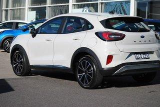 2020 Ford Puma JK 2020.75MY Puma White 7 Speed Sports Automatic Dual Clutch Wagon