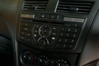 2013 Mazda BT-50 UP0YF1 XT White 6 Speed Sports Automatic Utility