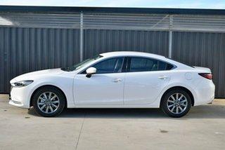 2019 Mazda 6 GL1033 Touring SKYACTIV-Drive White 6 Speed Sports Automatic Sedan
