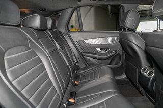 2017 Mercedes-Benz GLC-Class X253 808MY GLC250 d 9G-Tronic 4MATIC Cavansite Blue 9 Speed
