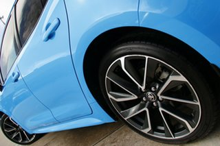 2019 Toyota Corolla Mzea12R ZR Eclectic Blue 10 Speed Constant Variable Hatchback