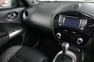 2017 Nissan Juke F15 Series 2 Ti-S X-tronic AWD Gun Metallic 1 Speed Constant Variable Hatchback