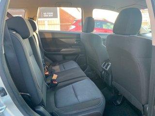 2018 Mitsubishi Outlander ZL MY19 ES 2WD Silver 6 Speed Constant Variable Wagon