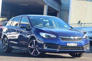 2021 Subaru Impreza G5 MY21 2.0i-S CVT AWD Lapis Blue 7 Speed Constant Variable Hatchback.