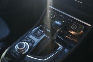 2014 BMW 218d F45 Active Tourer Luxury Line Blue 8 Speed Automatic Wagon