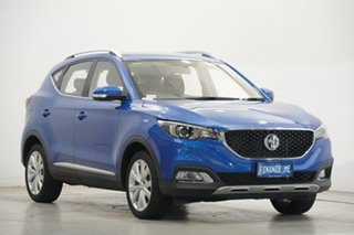 2020 MG ZS AZS1 MY19 Excite 2WD Regal Blue 4 Speed Automatic Wagon.